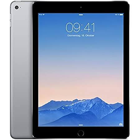 Apple Ipad Air 2 64gb Space Grey Mgkl2fd A 9 7 Inch Computers Accessories