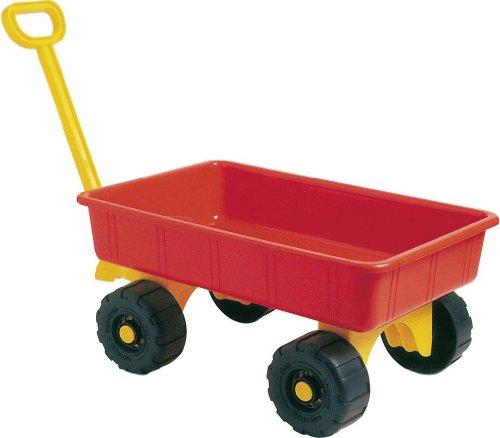 Simba 713 9645 - Hand- und Sandwagen, Länge 90 x Breite 30 cm