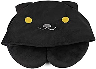SIZOO - Movies & TV - 1 Pc New Cute Cartoon Animal Cat U Shape Pillow Portable Travel Hooded Pillow Support Head Neck Rest...