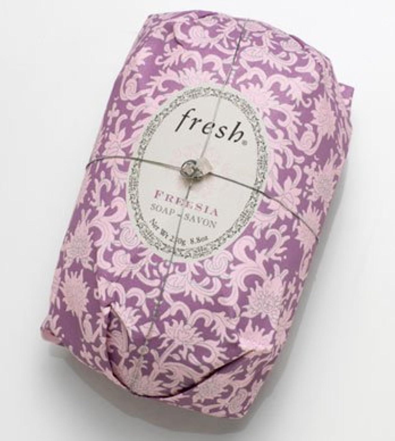 財産亡命周波数Fresh FREESIA  SOAP (フレッシュ フリージア ソープ) 8.8 oz (250g) Soap (石鹸) by Fresh