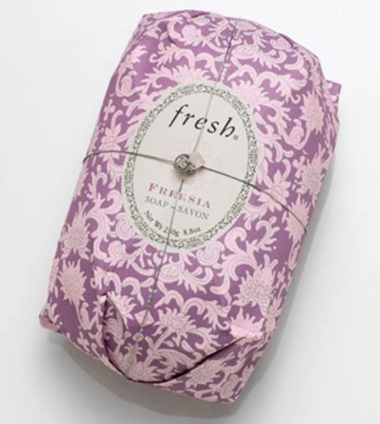 接地ジャンクションビリーヤギFresh FREESIA  SOAP (フレッシュ フリージア ソープ) 8.8 oz (250g) Soap (石鹸) by Fresh