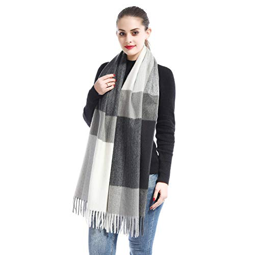 A soft pashmina is a pampering gift to give moms who don't want any gifts