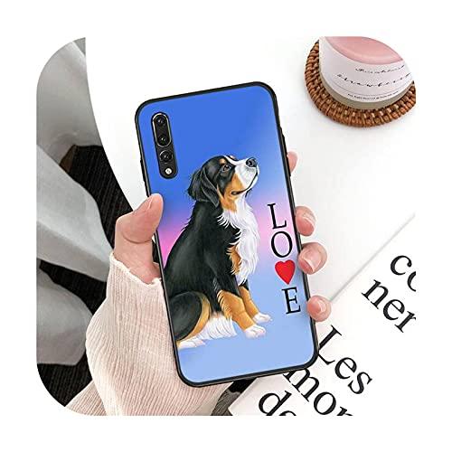 nine-C - Funda para Huawei P 8 9 10 20 30 40 lite pro Psmart case-a3-para Huawei P20 Pro