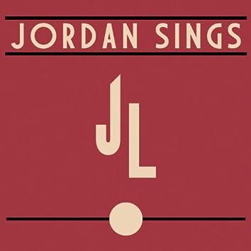 Jordan Sings