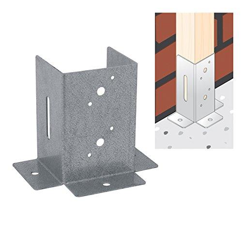 JAEN Safe m126732–Platte eckig Flacher Boden Vertikal 7x 7cm