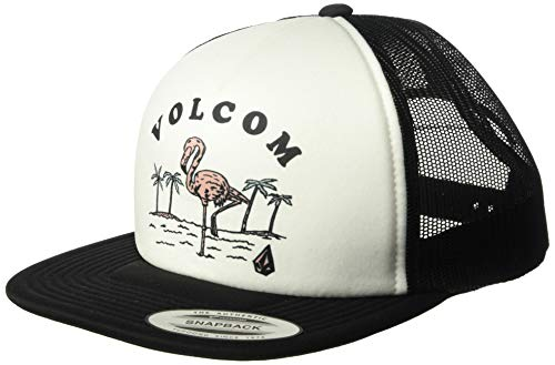 Volcom Women's Stoke Made Adjustable Trucker Hat Gorra de...
