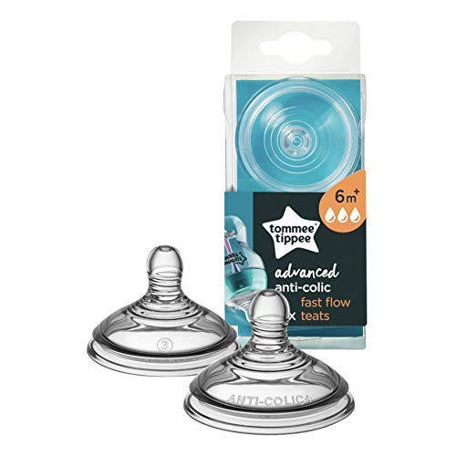 Tommee Tippee Baby Bottle Vent tettarelle tettarelle a flusso lento Closer to Nature
