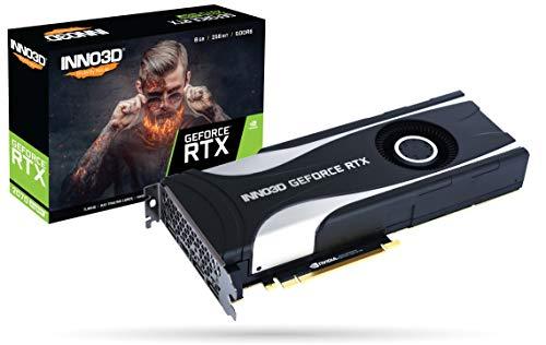 Inno3D, GeForce RTX 2070 Super Jet X1 8GB GDDR6, Scheda Grafica, 3xDP/HDMI