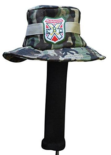 Camo Bucket Hat Golf Headcover