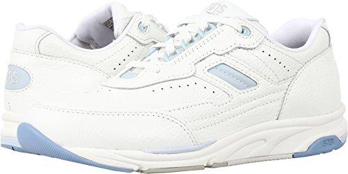SAS Women's Tour lace up Active Comfort Shoe (White, Numeric_8)