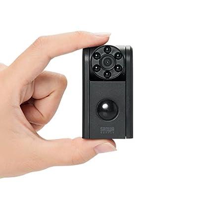 サンワダイレクト小型カメラ