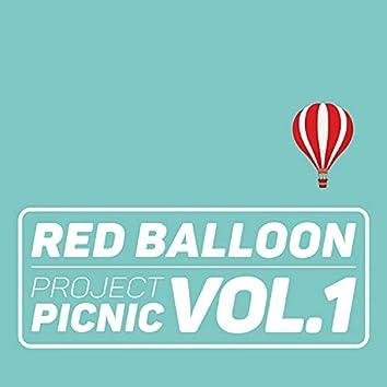 Red Balloon Project (Original Soundtrack) Vol. 1 'Picnic'