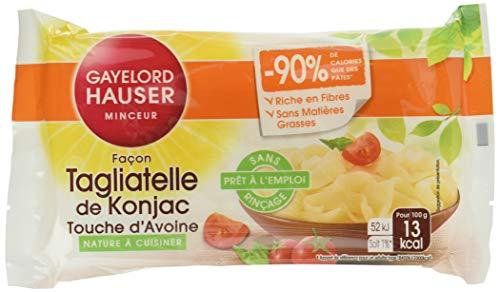 Gayelord Hauser Minceur Tagliatelle de Konjac Touche d'Avoine 150 g - Lot de 5