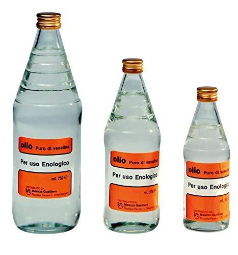 Wax Novecento 0890 olie voor aanbevolen vaseline, kleurloos, 1 liter
