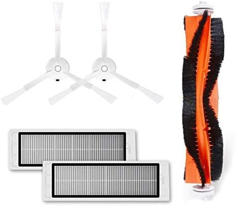 NICERE Main Seattle Ranking TOP2 Mall Brush+Side Brush+Filter Accessories Replacement for