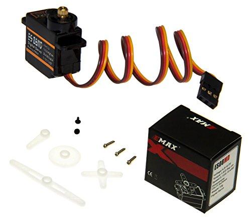 Emax ES08MD RC Servo Digital Metall Gear Micro Servo 12g 0,08s 2kg
