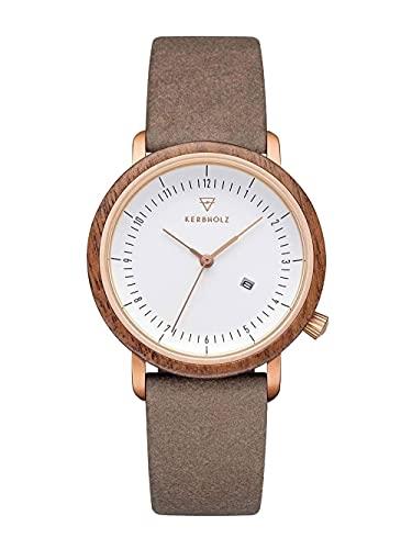 Kerbholz - Reloj de pulsera para mujer