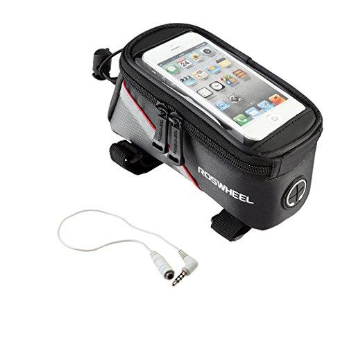 Bolsa de bicicleta táctil para Samsung Galaxy S3 SIII i9300 impermeable para...