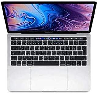 Apple 13.3 inches LED Laptop - Intel core_i5 2.4 GHz, 8 GB RAM, 512 GB SSD, macOS Sierra - Silver