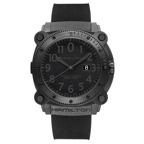 Men's Hamilton Khaki Navy Collection BELOWZERO Watch