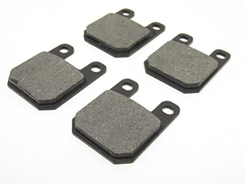 4 x Bremsklötze vorne hinten Bremsbeläge Satz Set - Speedfight 1 2 LC