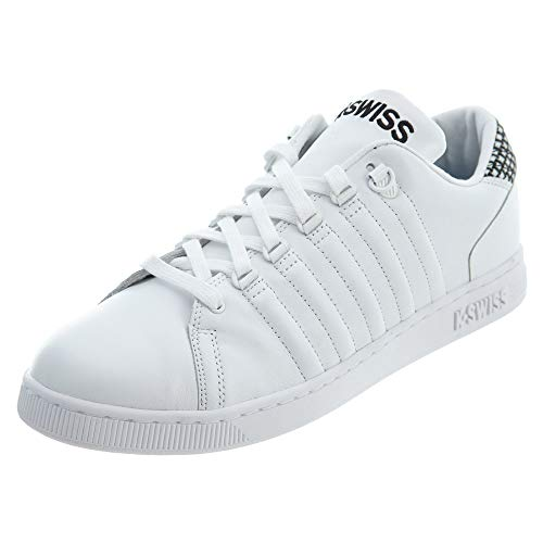 K-Swiss Herren Lozan III TT Sneaker, Weiß(White/Black), 42 EU