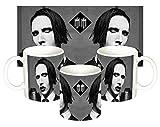Tazza, motivo: Marilyn Manson B
