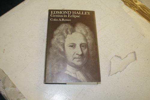 Edmond Halley: Genius in Eclipse