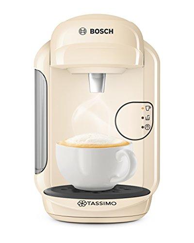 Bosch Tassimo vivy 2 tas1407gb Machine à café, 1300 Watt, 0,7 Litre - crème