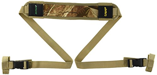 New Archery Products NAP Bow Sling w/Conforma Stretch Shoulder Strap, Multi, One Size (NAP-60-780)