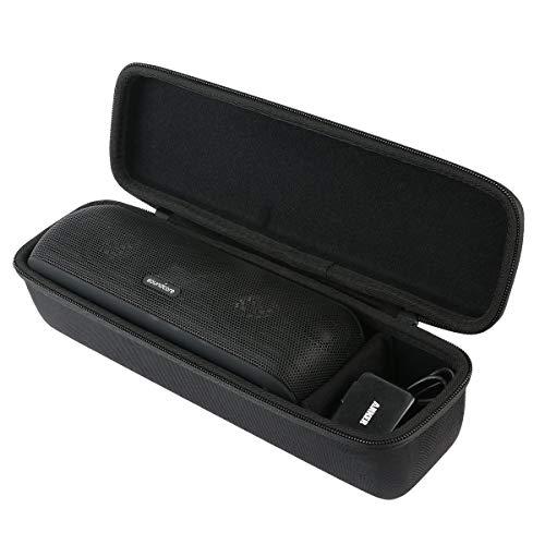 co2CREA Hart Reise Tragen Tasche für Soundcore Motion+ Bluetooth Lautsprecher(Nur hülle)