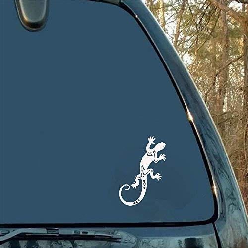 Grappige Lguana hagedissensticker, autosticker, bumperembleem, venstersticker, voor boek, plank, Mitsubishi Jaguar Toyota