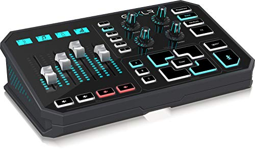 GoXLR - Mixer, Sampler, Voice FX für Streamers