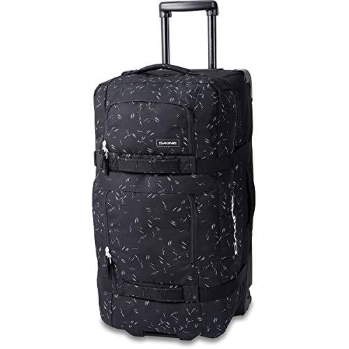 Dakine Reisetasche Split Roller mit Rädern, 85 Liter, geräumige, praktisch unterteilte Fächer - widerstandsfähiger Rollkoffer, Gepäck- und Sporttasche