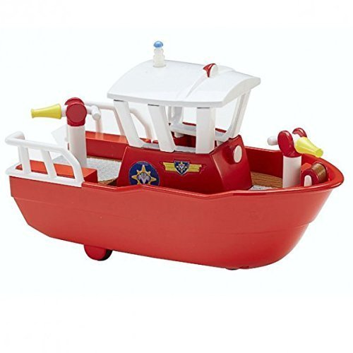 Feuerwehrmann Sam - Boot Löschboot Titan FS05270