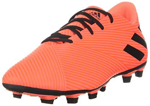adidas Nemeziz 19.4 Firm Ground Coral/Black/Glory red 8.5