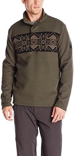 Spyder Men's Nordic Henley Jacket