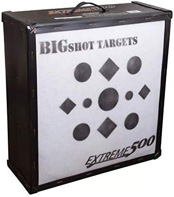 BIGSHOT ARCHERY Big Shot Iron Man Extreme 500 Target
