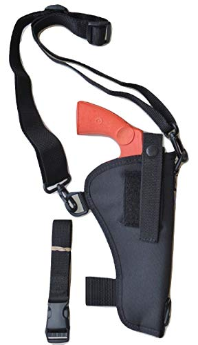 "Federal Bandolier Shoulder Holster Unscoped 7 1/2-8 1/2"" Revolver"