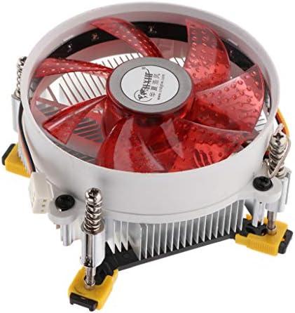 NA CPU koeler ventilator 12cm ventilator koper koellichaam