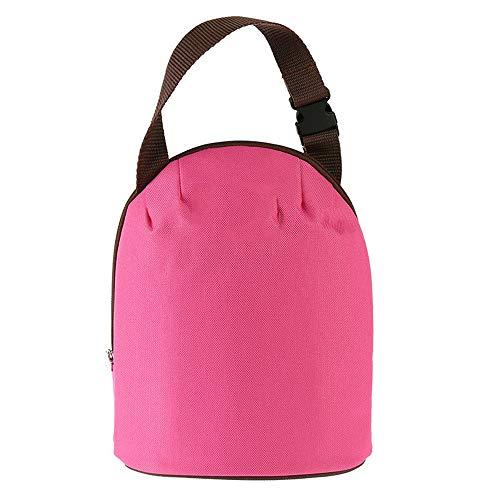 XIANGHUi Lunch Bag, Sacchetto di conservazione per Il Latte materno Bottiglia per biberon Portaborraccia Portatile Foglio di Alluminio Portatile Borsa...
