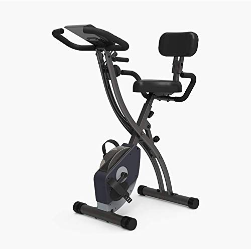 ZOUSHUAIDEDIAN Exercise Bikes,LED Display Adjustable Seat Fitness Exercise Pedal Spinning Bike,Indoor Weight Loss Aerobic Sports Stationary Fitness Equipment