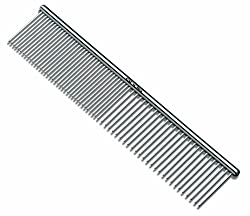 Andis Steel Dog Grooming Comb