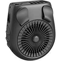 Opolar 5000mAh Battery Operated Waist Fan