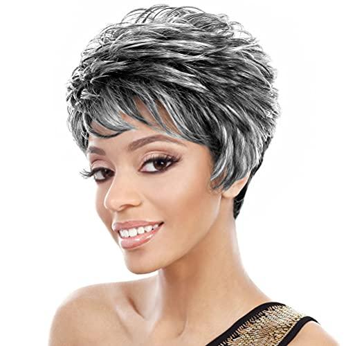 SHILA (Motown Tress) - Synthetic Full Wig in R4_144