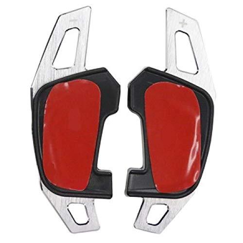 YXSMBP Auto Stuurwiel DSG Schakelpaddles verlengingsschakelaars Stickers, voor VW Volkswagen Golf 7 GTI R Line GTD GTD MK7 Auto-accessoires | schakelpaddels | lichtmetalen stuur Auto's
