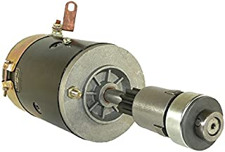 DB Electrical SFD0145 New Starter & Drive Combo for Ford Tractor Farm 2N 8N 9N 28HP 30HP, Lester 3109,8N-11001, 8N-11001R, 8N-11002, 9N-11001, 9N-11002 IMI120
