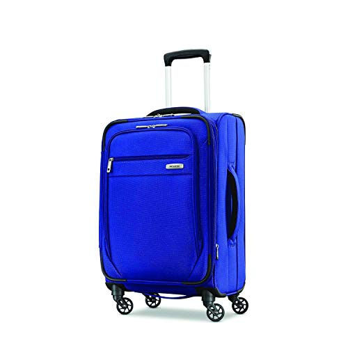 Advena Expandable Softside Luggage with Spinner Wheels