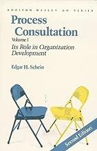 Process Consultation: v. 1: Its Role in Organization Development (Prentice Hall Organizational Development Series) by Schein, Edgar H. (1988) Paperback