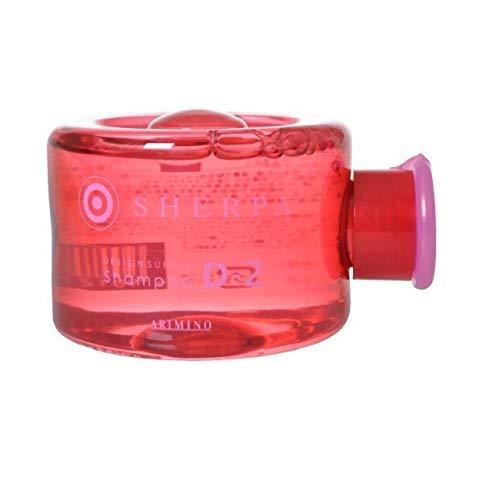 ARIMINO | Shampoo | Sherpa Deisgn Supplement Shampoo D-2 280ml (Japan Import)